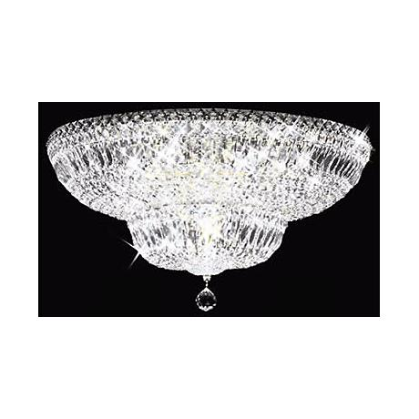 "James R. Moder Prestige Collection 18"" Wide Ceiling Light"