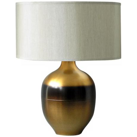 Babette Holland Rubianne Rust Accent Table Lamp