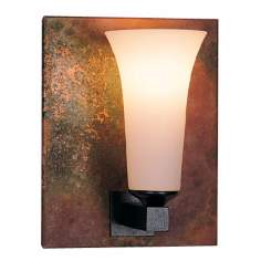 Hubbardton Forge Reflections Sierra Patina Wall Sconce
