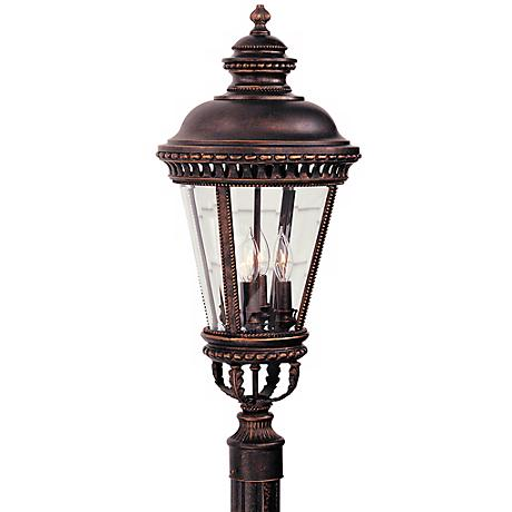 "Feiss Castle 28 1/4"" High Outdoor Post Light"