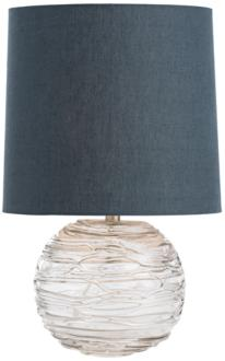 Arteriors Home Anoma Blown Glass Sphere Table Lamp (10C29) 10C29