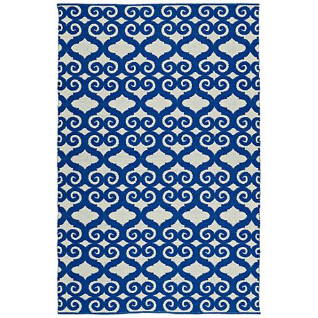 Kaleen Brisa BRI03-22 Navy Outdoor Area Rug