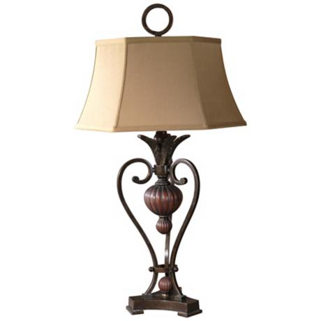 Uttermost Andra Table Lamp