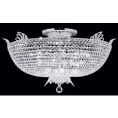 "James R. Moder Princess Collection 34"" Wide Ceiling Light"