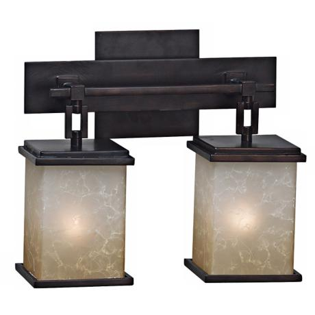 Corteo Collection Two Light Bath Light Fixture 12352