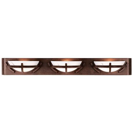 "Calavera  Collection 38"" Wide Bathroom Light Fixture"