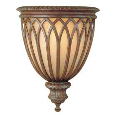 "Stirling Castle Collection 14"" High Wall Sconce Fixture"