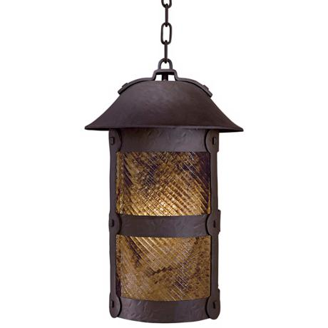 "Lander Heights Energy Efficient 18 3/4"" Hanging Light"