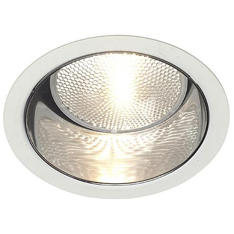 "Lightolier 5"" Line Voltage Clear Specular Recessed Trim"