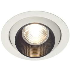 "Lightolier 5"" Line Voltage Eyeball Recessed Light Trim"