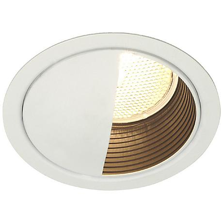 "Lightolier 5"" Line Voltage Wall Washer Recessed Light Trim"