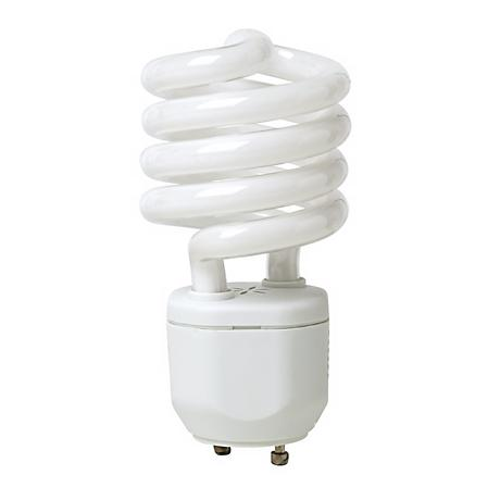 26 Watt GU24 Base CFL Light Bulb