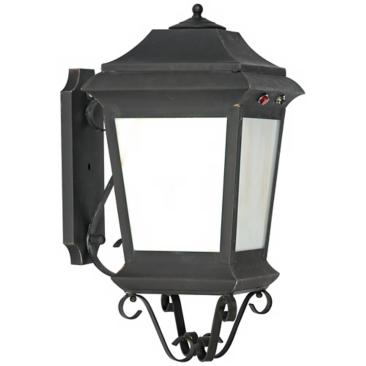"Old World Finish 19"" High Wall Lantern"