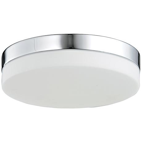 "Avenue Cermack St. 11""W Polished Chrome LED Ceiling Light"