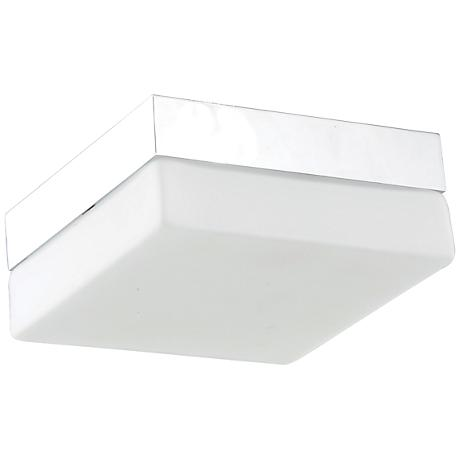 "Avenue Cermack St. 7 1/2""W Polished Chrome LED Ceiling Light"