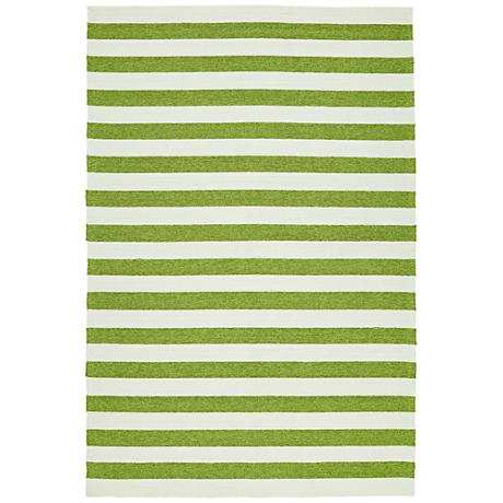 Kaleen Escape ESC03-50 Green Outdoor Area Rug