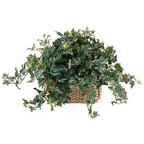 "English Ivy 36"" Wide Faux Plant"