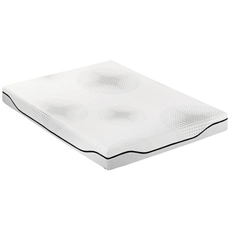 "Luxury 3-Layer 8"" Gel Memory Foam Mattress"