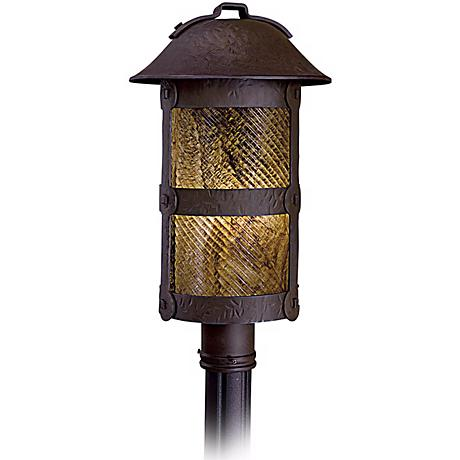"Lander Heights Outdoor 20 3/4"" Post Light"