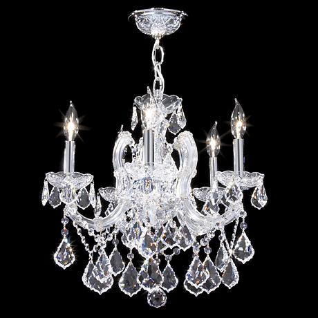 "James R. Moder Maria Teresa Grand 18"" Wide Chandelier"