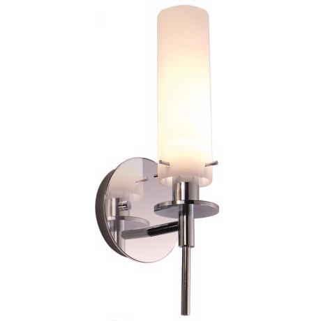 "Sonneman White Case 14 1/2"" High Wall Sconce"