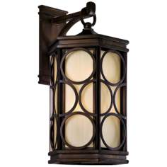 "Moonscape Collection 28 3/4"" High Outdoor  Wall Fixture"