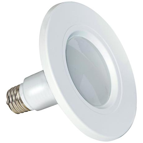 "Satco White 4"" 8.5 Watt LED Retrofit Recessed Trim 2-Pack"
