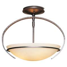 "Hubbardton Forge 15 1/2"" Wide Mackintosh Ceiling Light"
