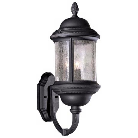 "Hancock Collection 23 1/4"" High Outdoor Wall Light"