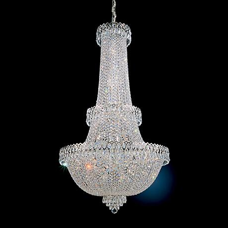 Schonbek Camelot Collection 41-Light Crystal Chandelier