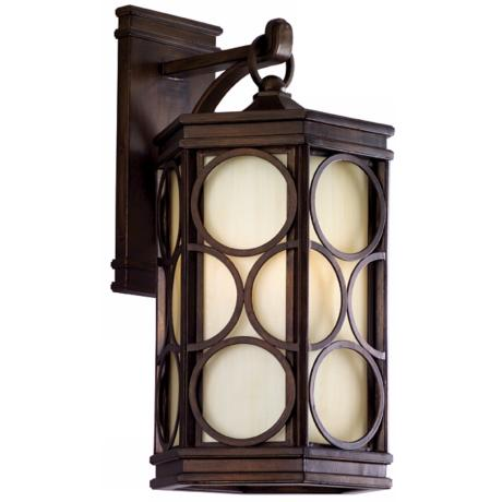 "Moonscape Collection 23"" High Outdoor Wall Fixture"
