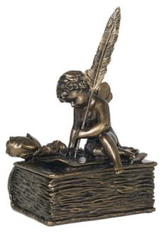 Cupid Bookend