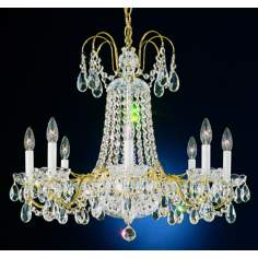 "Schonbek Labelle Collection 26"" Wide Chandelier"