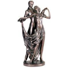 Dancing Lovers Accent Sculpture