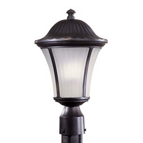 "Amarante Heritage 15 3/4"" High Outdoor Post Light"