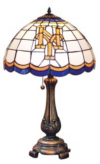NY Mets Table Lamp Picture