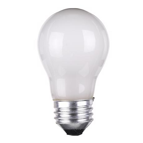 60 Watt A-15 Frosted Appliance Light Bulb