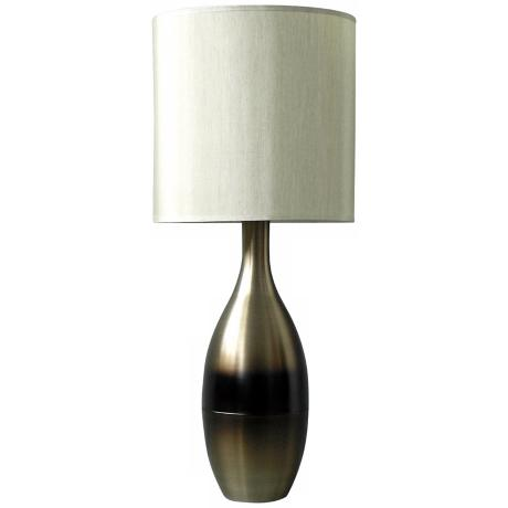 Babette Holland Juggler Mocha Table Lamp