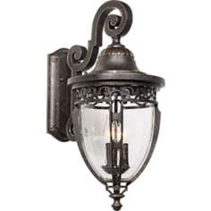 "Bellisimo Collection 23 1/4"" High Outdoor Wall Light"