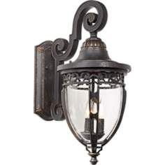 "Bellisimo Collection 21"" High Outdoor Wall Light"