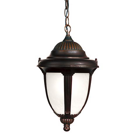 "Casa Sorrento™ 16 1/2"" High Outdoor Hanging Fixture"