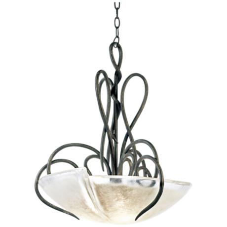 Tribecca Murano Glass 3-Light Pendant Chandelier