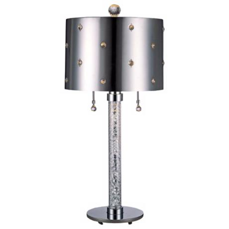 George Kovacs Ice Light Collection Table Lamp