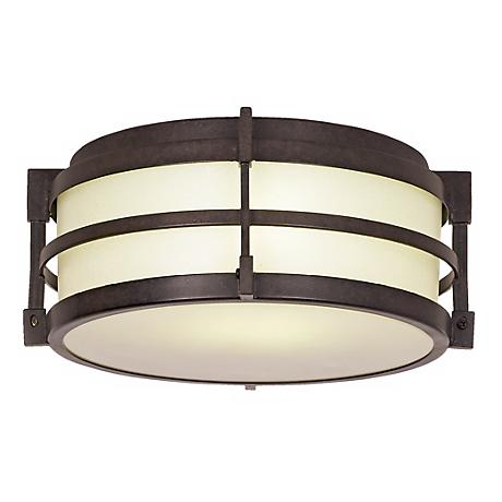 "Mirador Energy Efficient 11 1/2"" Wide Ceiling Light"