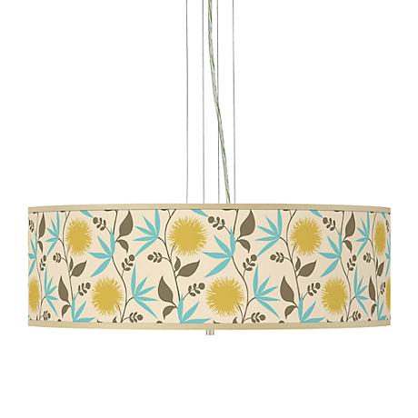 "Seedling by thomaspaul Dahlia 24"" Wide Pendant Chandelier"