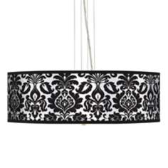 "Stacy Garcia Metropolitan 24"" Wide 4-Light Pendant Light"