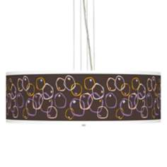 "Linger 24"" Wide 4-Light Pendant Chandelier"
