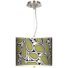"Stacy Garcia Rain Metal 13 1/2"" Pendant Chandelier"