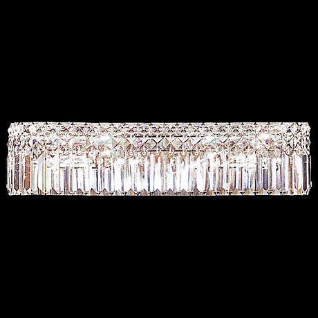 "James R. Moder Prestige 20"" W Crystal Wall Fixture"