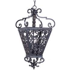 Southern Collection Four Light Entry Chandelier